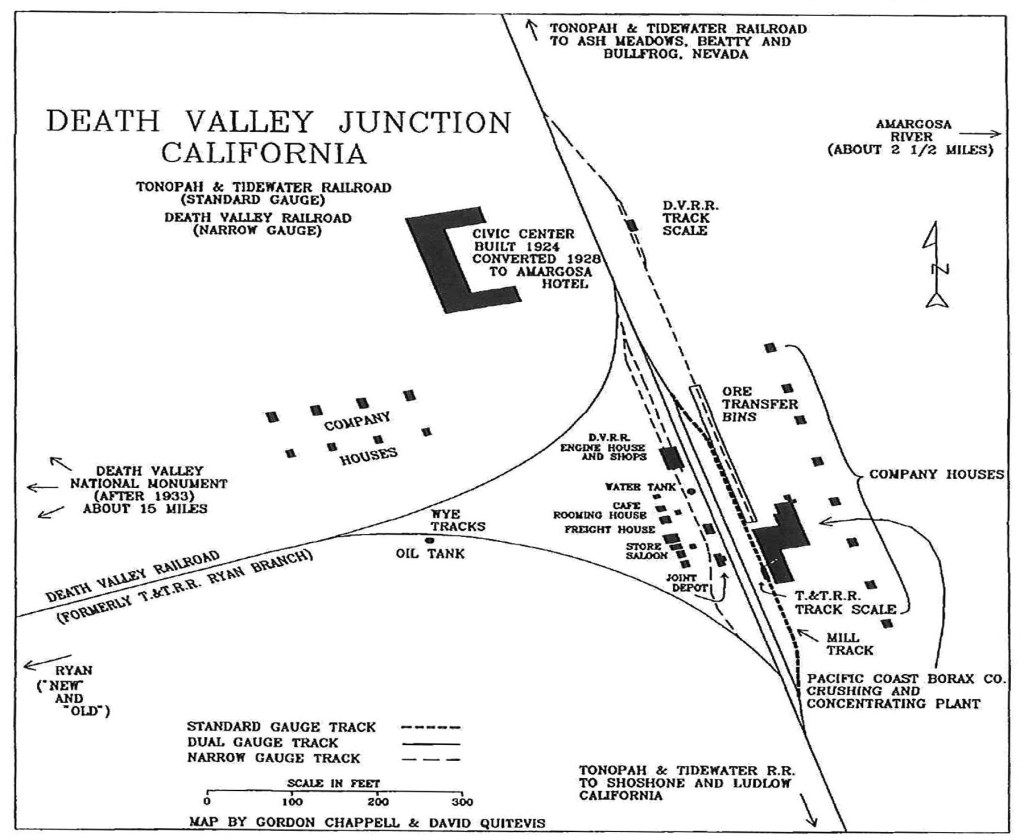 Death Valley Junction